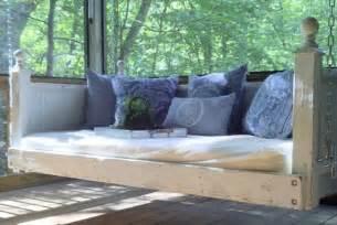 Shabby Chic Day Bed Porch Swing Customrustics1 Etsy Long Lasting Metal Porch Roof