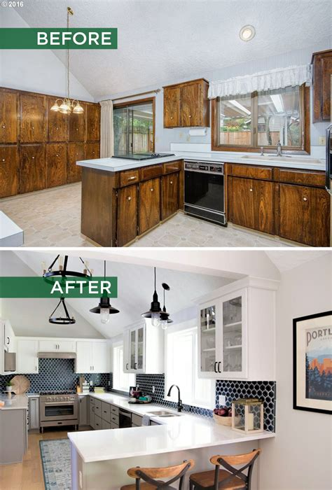 transformationtuesday  wilkes kitchen