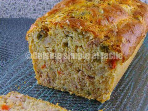 recettes de macedoine  cake