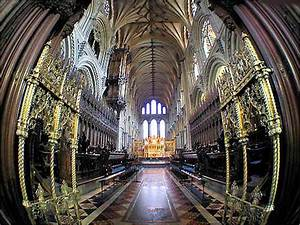 Ely Cathedral and the Stained Glass Museum