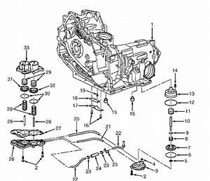 2002 Buick Century Transmission Filter