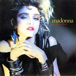 Hollywood Trendy: Madonna 80's Photos