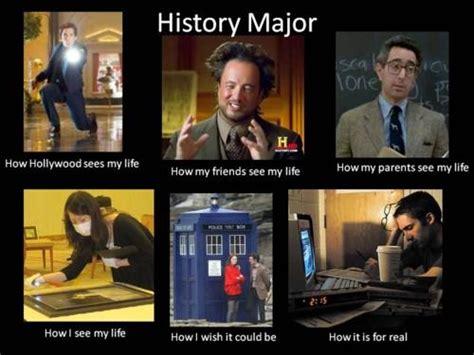 room  history majors