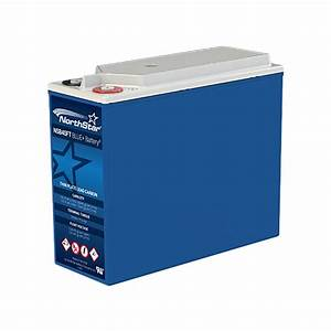 Nsb Blue  Battery Thin Plate Lead Carbon