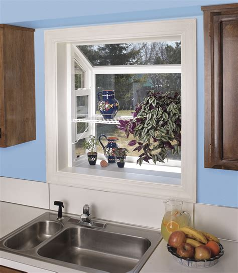 kitchen garden window ideas how to decorate garden windows for kitchens so that the