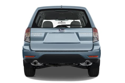 2010 Subaru Forester Reviews And Rating