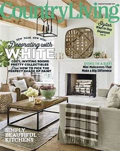 Country Living Magazine Home Life in the Country
