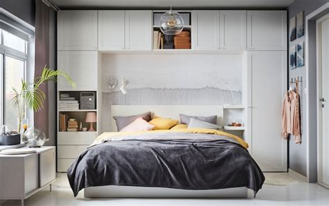 create   bedroom storage ikea