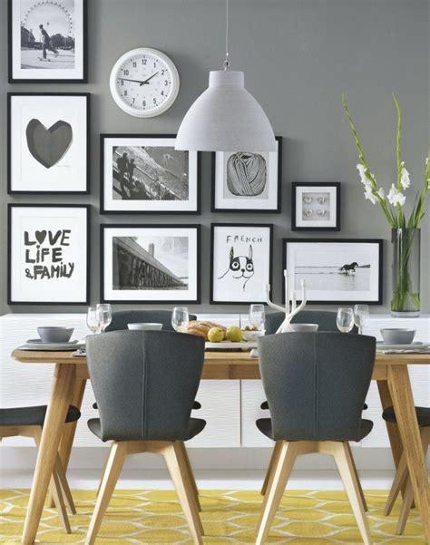 15 ideas para decorar las paredes de tu comedor Casa