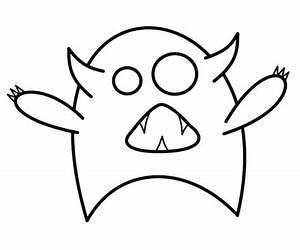 Dessin Qui Fait Tres Peur : 1001 id es dessin halloween facile des cr atures port e de mine ~ Carolinahurricanesstore.com Idées de Décoration