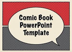 free comic book presentation templates for keynote or With comic book template powerpoint