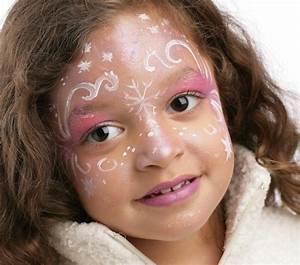 Maquillage Simple Enfant : tutoriel maquillage de princesse blog jour de f teblog jour de f te ~ Melissatoandfro.com Idées de Décoration