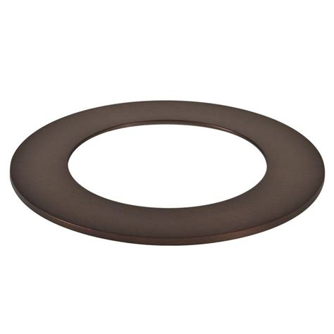 halo light trim rings halo 4 in tuscan bronze recessed lighting led designer