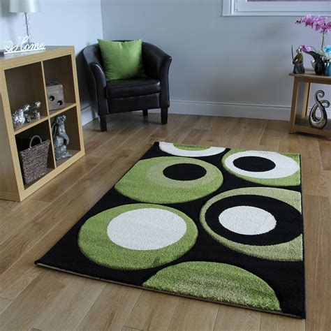 Lime Green And Black Rug by Black Lime Green Area Rug Kukoon