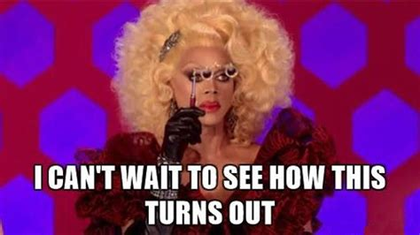 Rupaul Memes - get ready for the america s next top model rupaul s drag race crossover in magazine