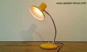 Lampe Bureau Vintage : lampe de bureau vintage ~ Teatrodelosmanantiales.com Idées de Décoration