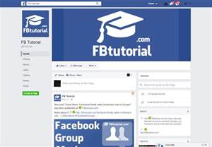 2016 Facebook Page Layout