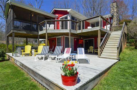Virginia Cabin Rentals   Premier Vacation Rentals Smith ...