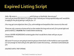 free expired listing letter example docoments ojazlink With real estate letters to get listings