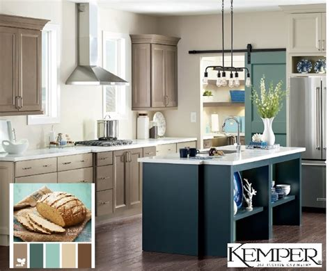 creating your kitchen color palette