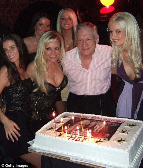 Holly Madison has a new love: Hugh Hefner misses his ...
