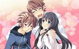 Anime Friends Girls Group | www.pixshark.com - Images ...