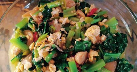 Cara memasak pare agar tidak terlalu pahit bisa dilakukan dari proses membersihkan pare. Tumis Pare Telur Pedas : Resep Tumis tahu telur kecap pedas oleh Vivin Sugiana ... : Itulah ...