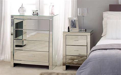 dunlem venetian mirrored bedroom furniture bedroom furniture