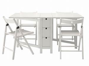 Table Pour Petite Cuisine : table de cuisine ikea cuisine en image ~ Dailycaller-alerts.com Idées de Décoration