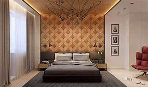 wooden wall designs 30 striking bedrooms that use the With pics with design on wall