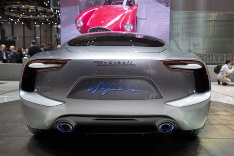 Arriva la Maserati Alfieri - Photogallery - Rai News