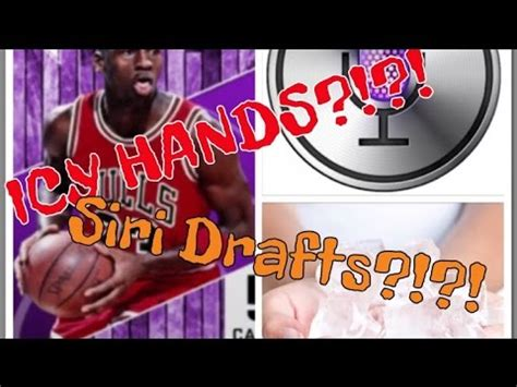 icy hands siri draft nba kmt central challenge youtube