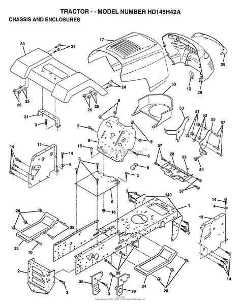 Ayp Electrolux Hdha Parts Diagram For Chassis