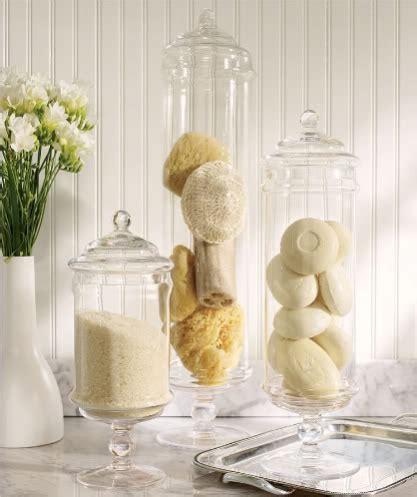 apothecary jars filler ideas loris favorite