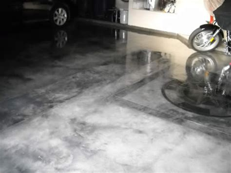 garage floor paint vs stain what are polyaspartic coatings
