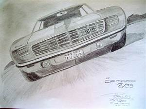 20  Latest 1969 Camaro Z28 Drawing
