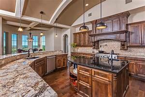 Custom, Home, Kitchens, -, Custom, Home, Builder, San, Antonio