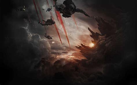 Godzilla, Movies, Skydiving Wallpapers HD / Desktop and ...