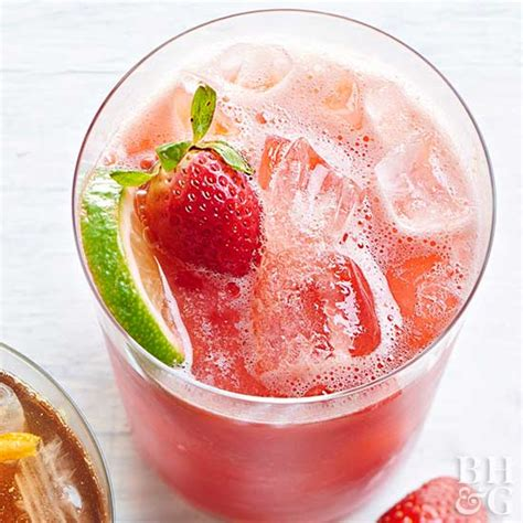 10 Refreshing Summer Cocktail Recipes To Help You Keep Your Cool by Summer Drink Recipes Better Homes Gardens