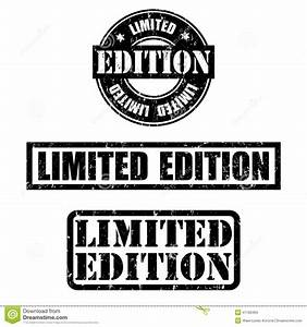 Collection Of Limited Edition Stamp, Stock Vector ...