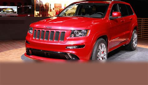 Jeep Grand Cherokee Srt Service Manual Guide