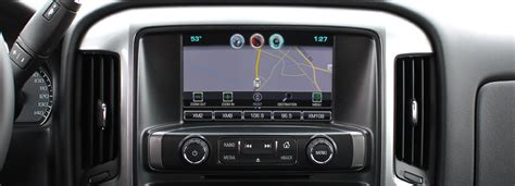 factory navigation  chevrolet  gmc vehicles