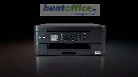 Connect Brother MFC Printer with Wi-Fi