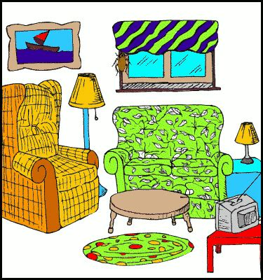 Room Drawing Clipart by Living Room Clip Clipart Panda Free