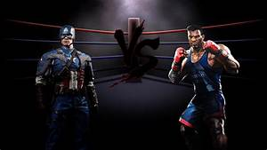 Captain America vs TJ Combo - General Discussion - Killer ...