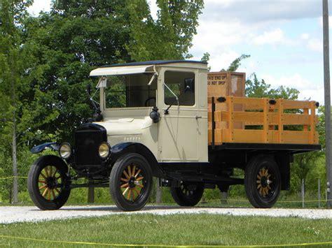 1925 Ford Model Tt Stake Truck For Sale #53325