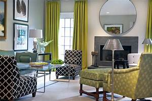 chartreuse living rooms decoholic With contemporary green living room design ideas