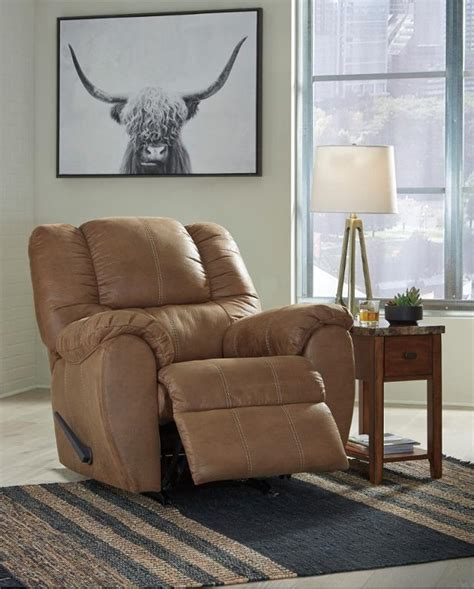 This number can be found on the product label located on the product. ROCKER RECLINER MCGANN SADDLE