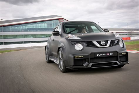 New Nissan Juke-R 2.0 2015 review   Auto Express