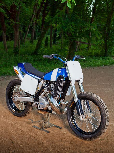 yamaha yz 250 flat track by lorenzoburatti moto wheels